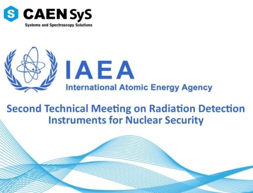 SNIPER-GN poster presentation @ 2nd technical meeting IAEA2018