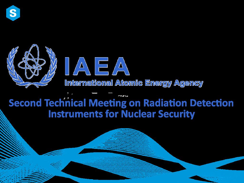 2nd technical meeting IAEA