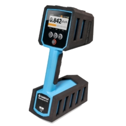 RadHAND 600 PRO front view - handheld spectrometer with UHF RFID tagging