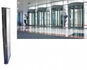 pedestrian portal monitor (PPM) and radiation portal monitor (RPM)