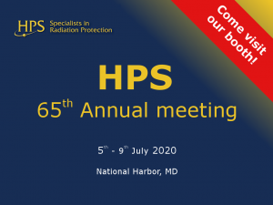 HPS - health physics society annual meeting - CAEN SyS exhibition