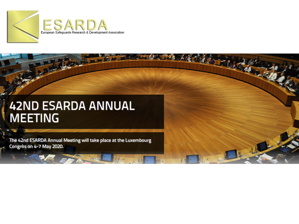42nd ESARDA annual meeting - CAEN SyS exhibition